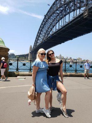 Melbourne - Harbour bridge